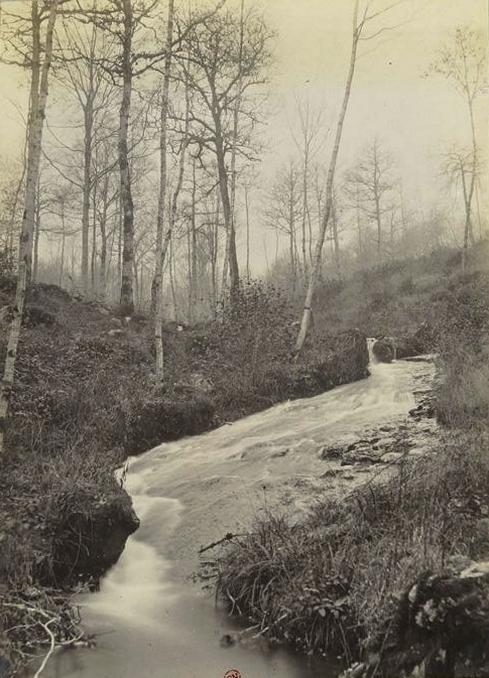 Pierre Glissante - Tiré de l'ouvrage L'Equipage du marquis de Chambray - Photos de Maurice de Gasté (1894) - Bnf (Gallica)