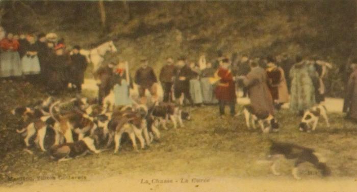 L'Equipage Menier - Collection A.-P. Baudesson - Don à la Société de Vènerie - 417