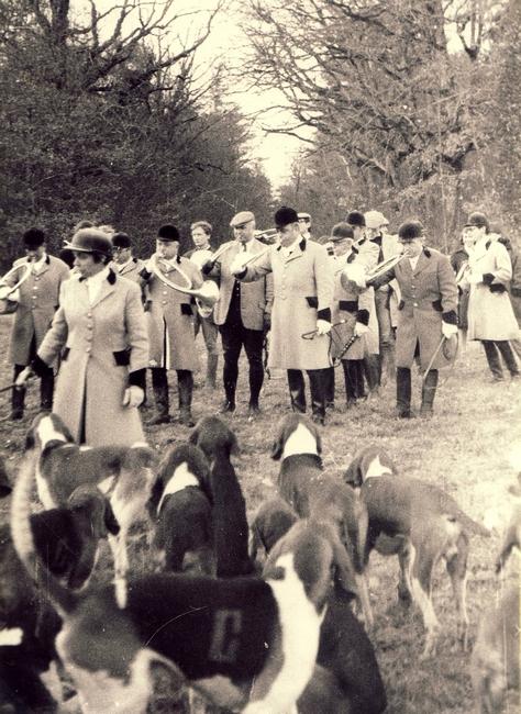 Equipage Champchevrier - Don de M. A.-P. Baudesson à la Société de Vènerie (5)