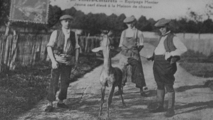 L'Equipage Menier - Collection A.-P. Baudesson - Don à la Société de Vènerie - 515