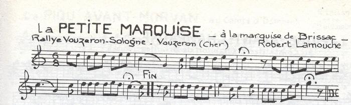 La Petite Marquise ♫