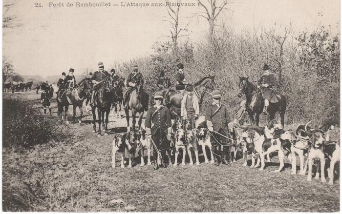 Equipage de Bonnelles Rambouillet (32)