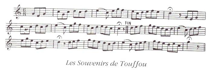 Les Souvenirs de Touffou (2)