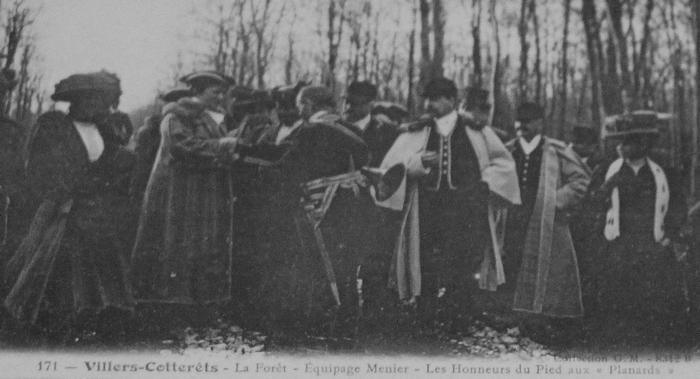 L'Equipage Menier - Collection A.-P. Baudesson - Don à la Société de Vènerie - 491